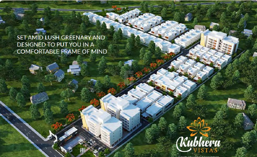 Kubhera Vistas Villa Phase II - Elevation Photo
