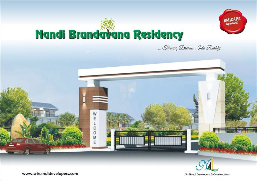 Sri Nandi Brundavana Residency - Elevation Photo