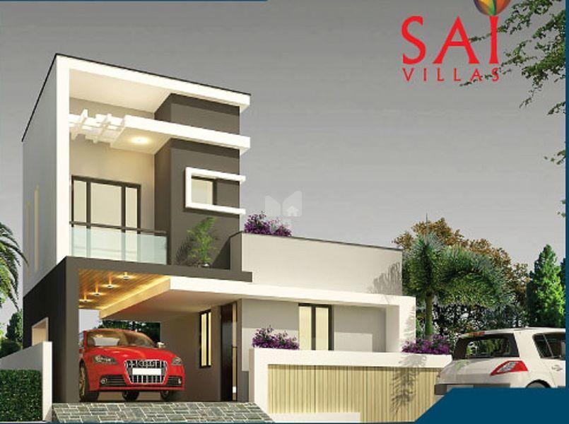 Smithila Sai Villas - Elevation Photo