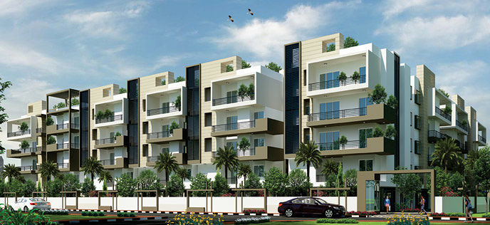 Amrutha Sarovar - Elevation Photo