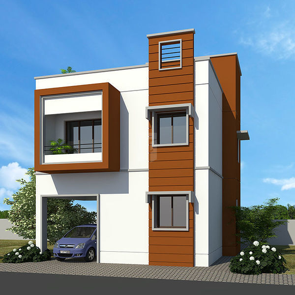 Annai Aarna - Elevation Photo