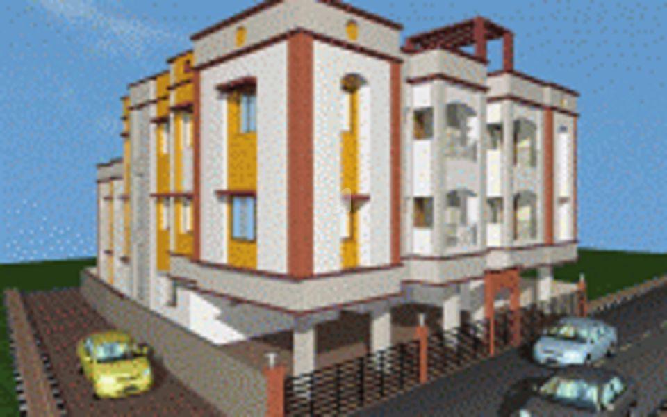 AV Velachery Apartment - Project Images