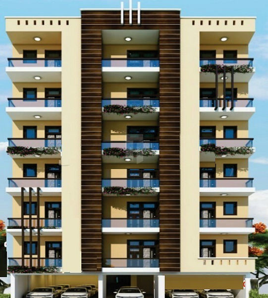 SRKC Shivaay Residency - Project Images