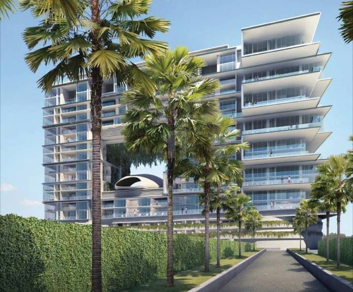Appaswamy Azure The Oceanique - Project Images