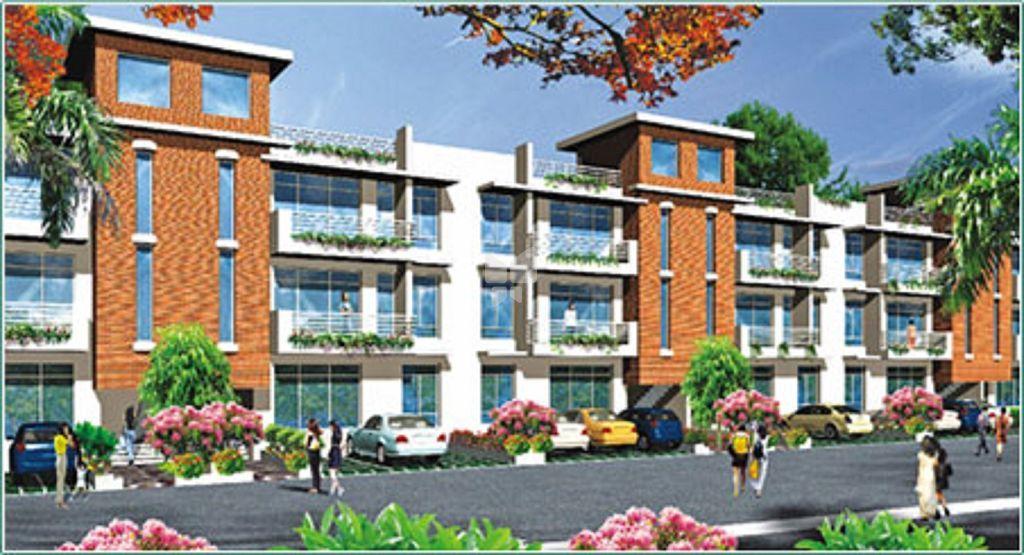 Ansal API Megapolis Independent Terraces - Elevation Photo