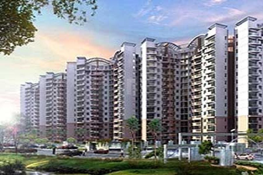 Sri Krishna High Rise Residential Complex - Project Images