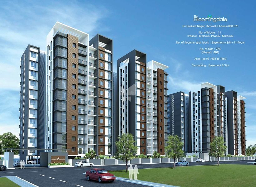 Appaswamy The Bloomingdale - Project Images