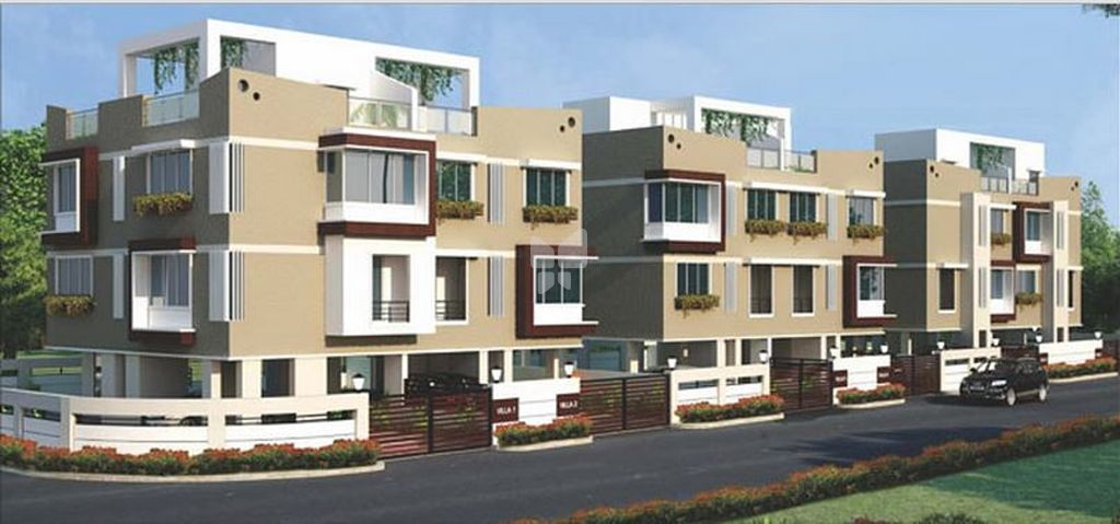 Aaeshka Garden Avenue - Elevation Photo
