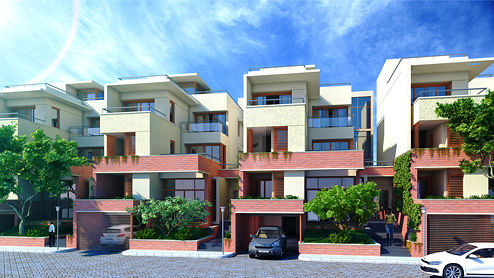 Buildmann Aaroha Cascade Villas - Project Images