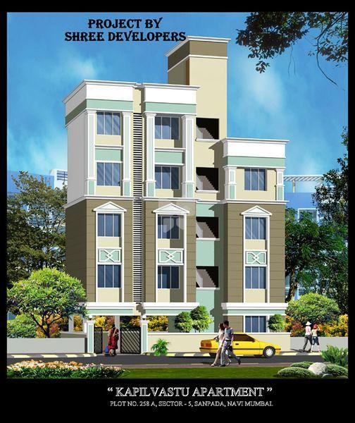 Shree Kapil Vastu Apartment - Elevation Photo