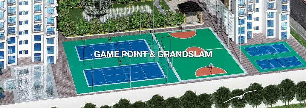 Nirmal Grand Slam And Game Point - Elevation Photo