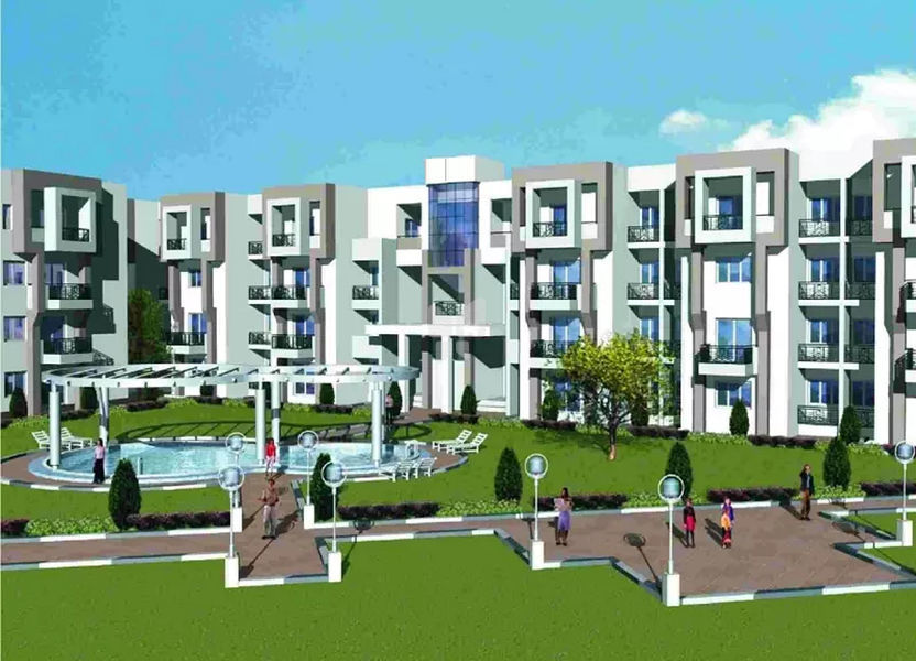 Majestique Residency - Project Images