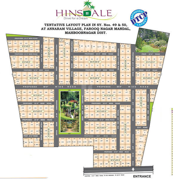 Green Earth Hinsdale - Master Plans