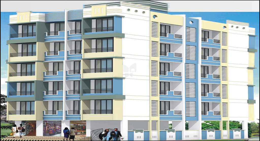 Raj Chamunda Padmavati Apartment - Elevation Photo