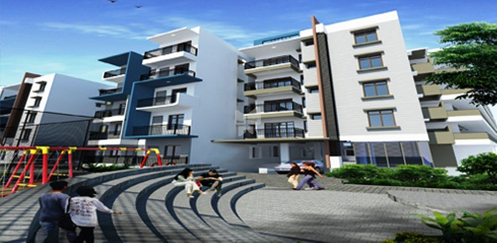 S. V Brindavanam - Elevation Photo