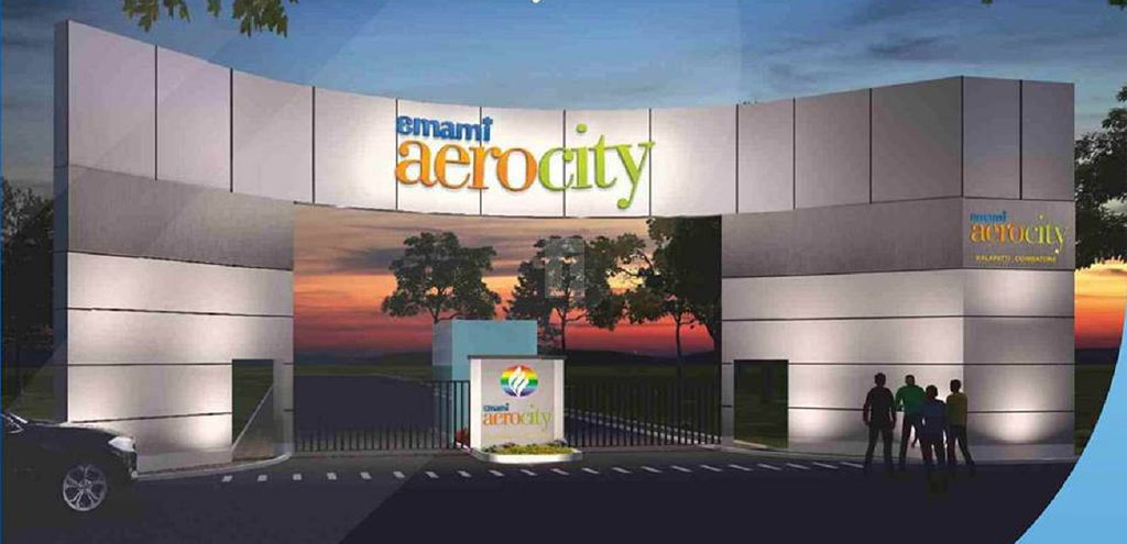 Emami Aerocity - Project Images