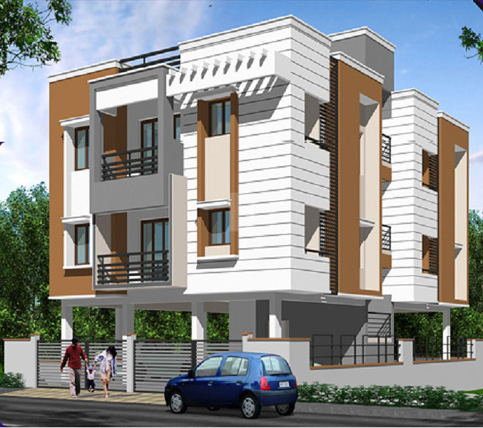 Priams Srisailam - Project Images