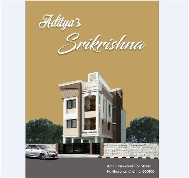 Aditya's Srikrishna - Elevation Photo