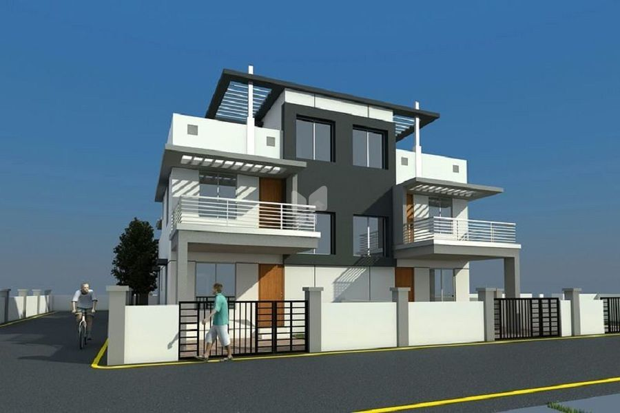 Kaizen Someshwar Purple Touch - Elevation Photo