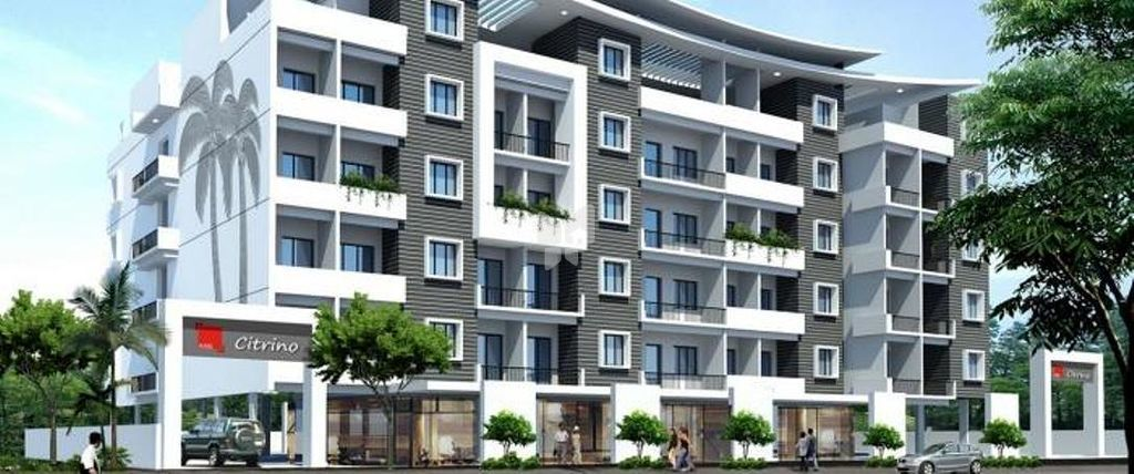 Axis Citrino Apartment - Project Images