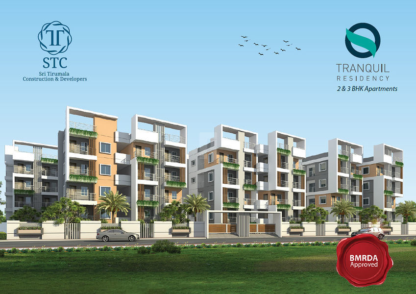 STC Tranquil Residency - Project Images