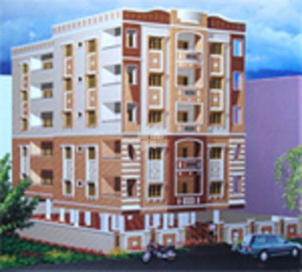 RGP Radha Krishna Residency - Elevation Photo