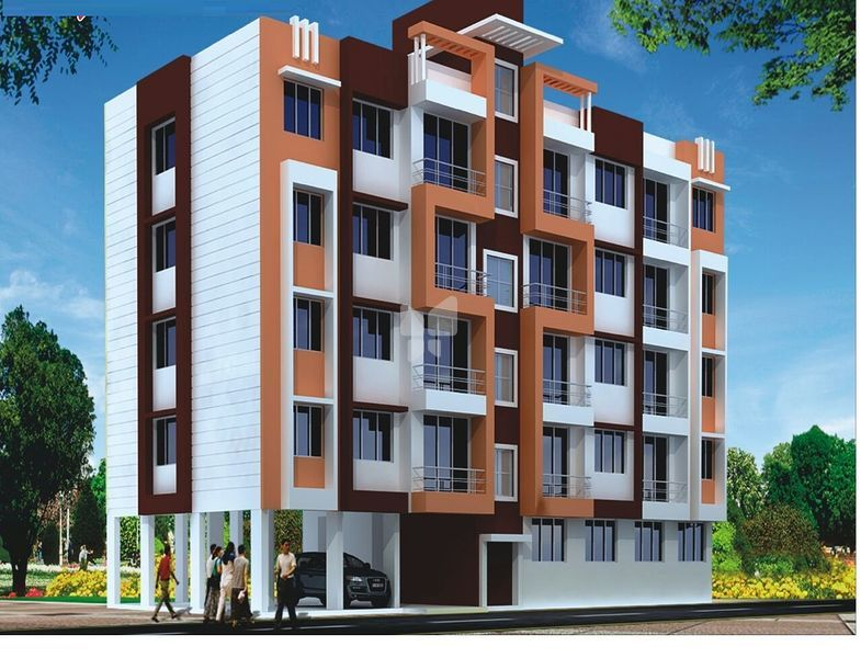 Suyash Residency - Project Images
