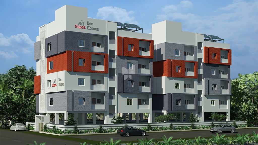 c82fdde6d771 Supra Eco Homes. By Supra Builders Pvt. Ltd.