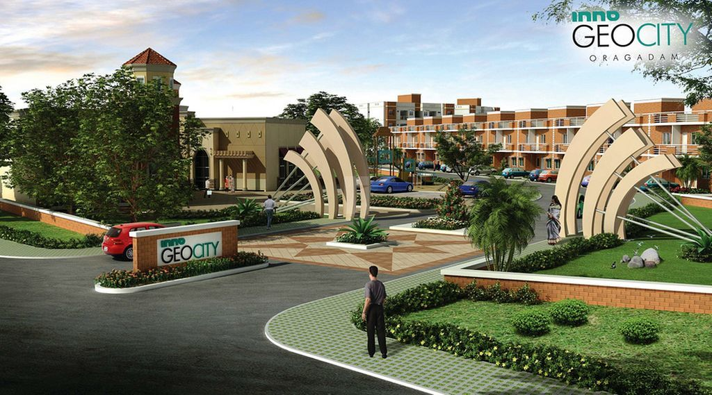 Inno Geocity Villas - Project Images