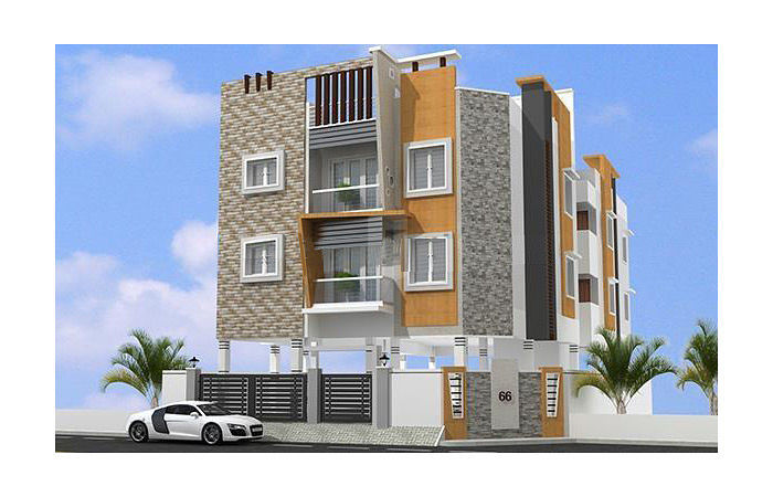 Sri Gayathri Flat - Project Images