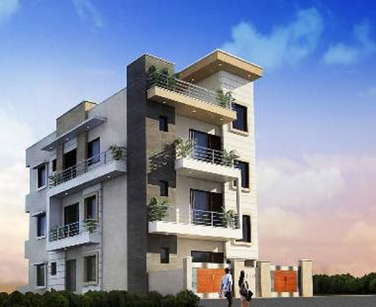 Arora Heights - Project Images