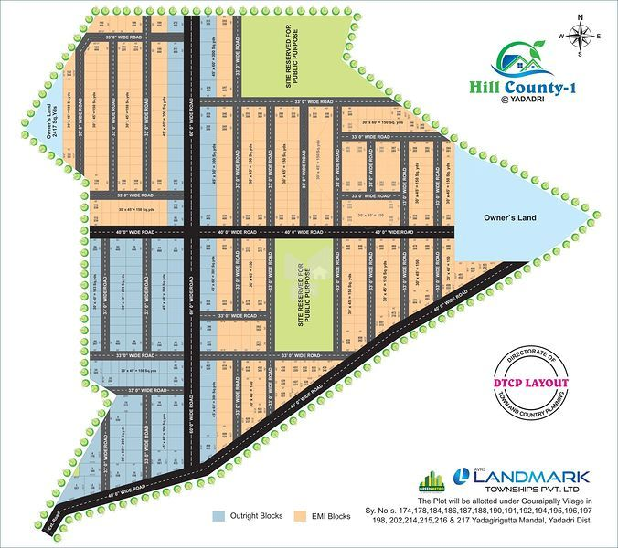 AVRS Hill County 1 - Master Plans
