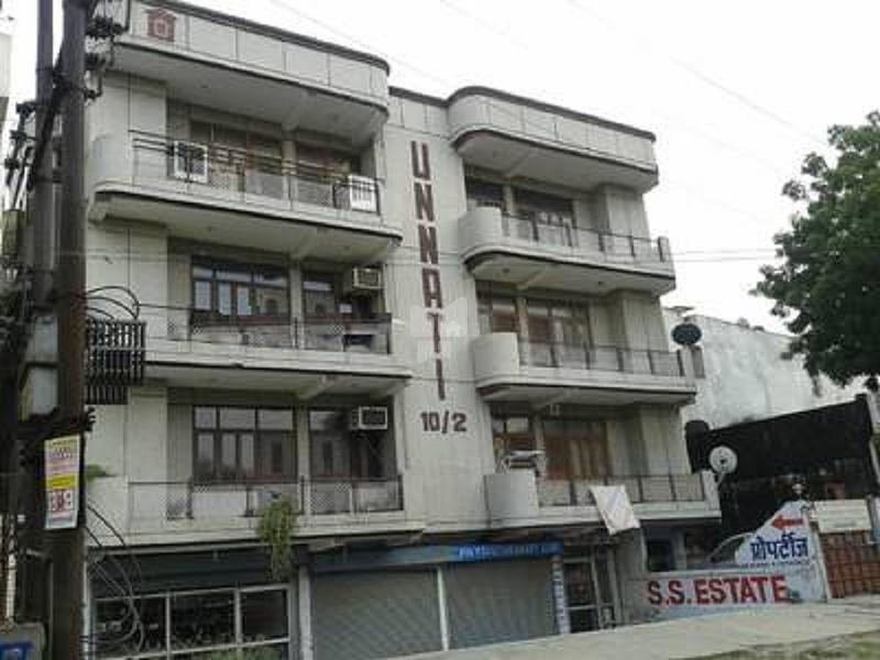 Unnati Apartment - Elevation Photo