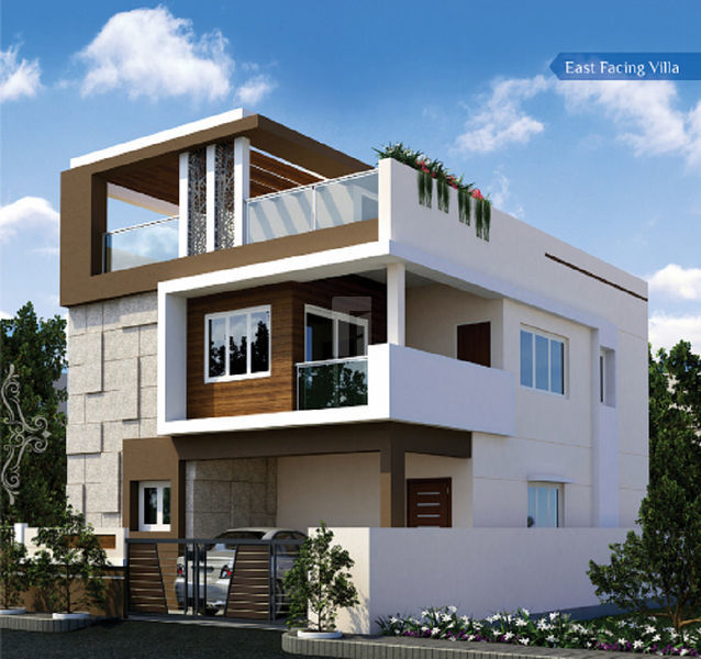 Sree Boppanas Inuganti Lakeview Villas - Project Images