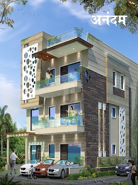 Beautiful Anandam - Project Images