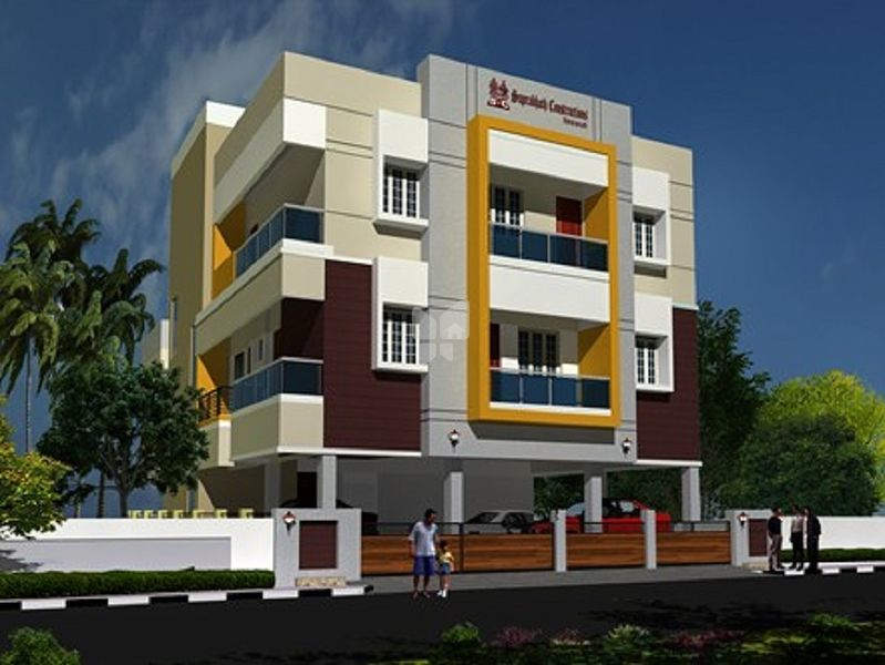 Suprabhath Suprabha Flats - Elevation Photo