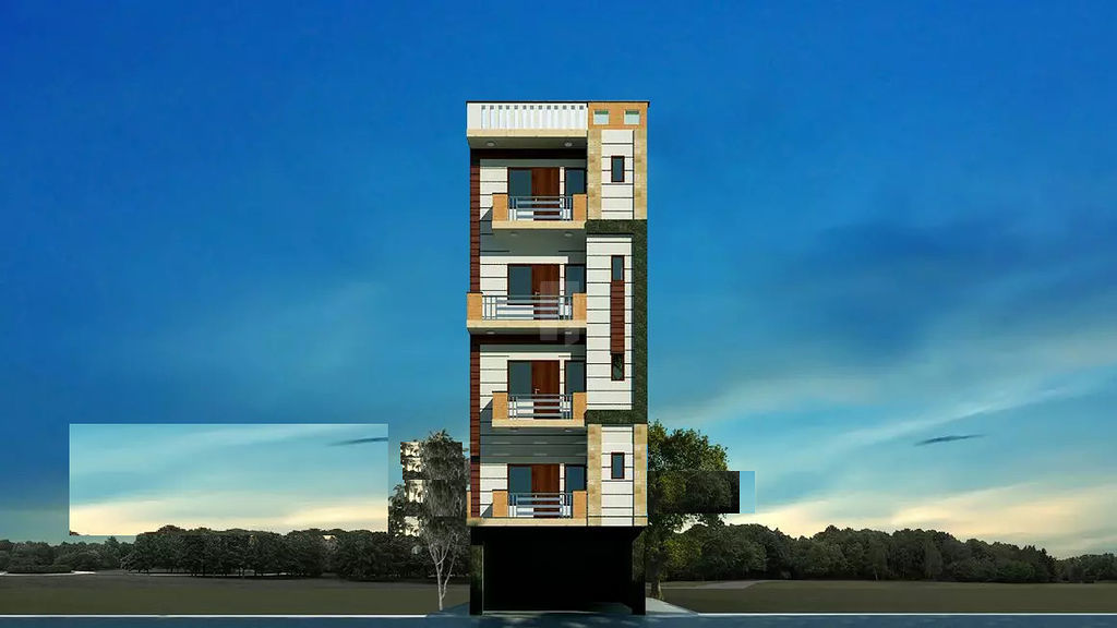 Gagan Homes - I - Elevation Photo