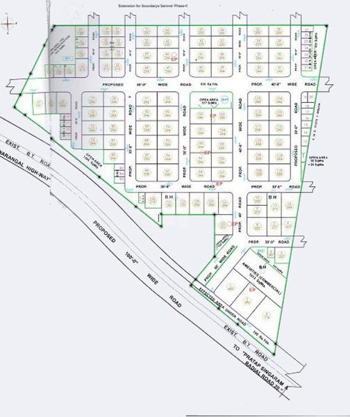 Soundarya Sarovar - Master Plans