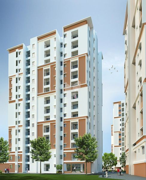 Akshaya Golden Age - Project Images