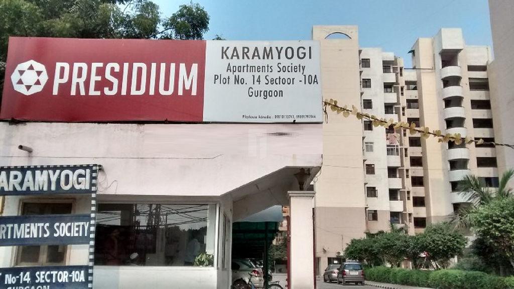 Ninex Karamyogi Apartments - Project Images