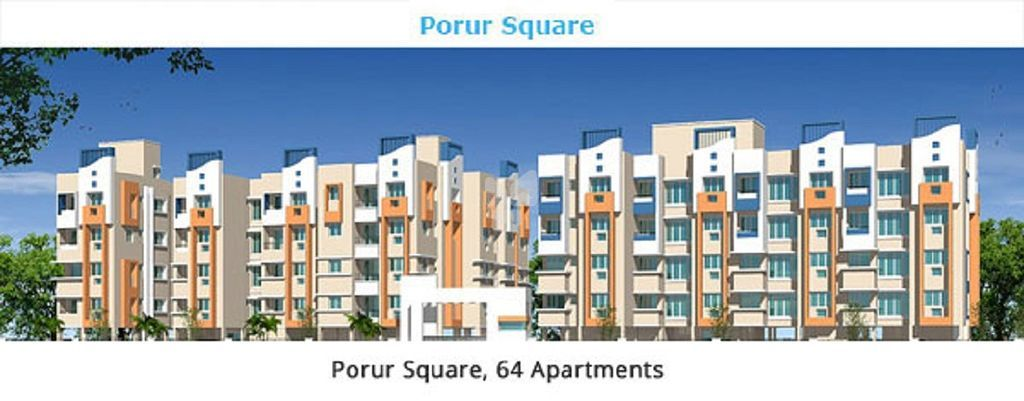 Kamalam Porur Square - Elevation Photo