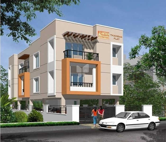 Anitec Thangam - Project Images