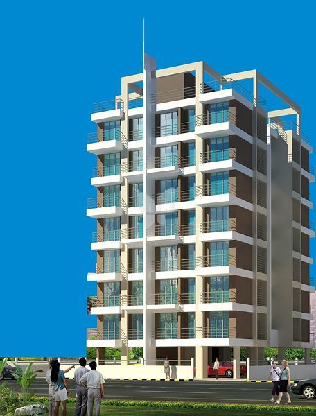 Mahaavir Adarsh - Elevation Photo