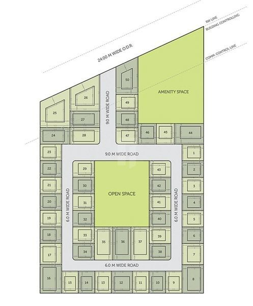 Urban Hills - Master Plans