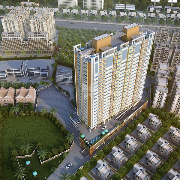 Prabhav Manibhadra Tower - Project Images