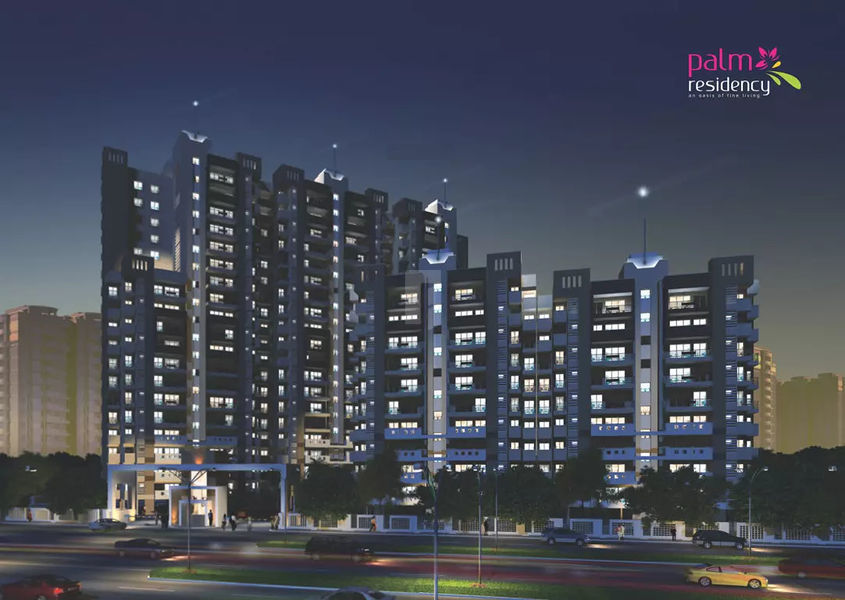 Palm Residency - Project Images