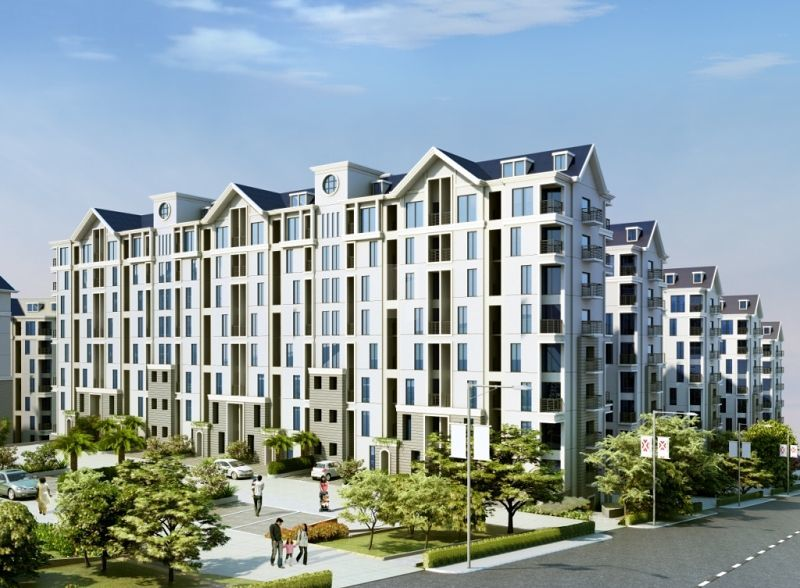 Xrbia Apartments - Project Images