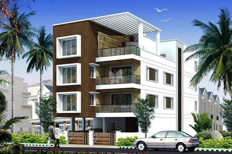 S Promoters Royapuram - Elevation Photo