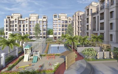 space-siddhivinayak-mahima-in-taloja-elevation-photo-1f1b