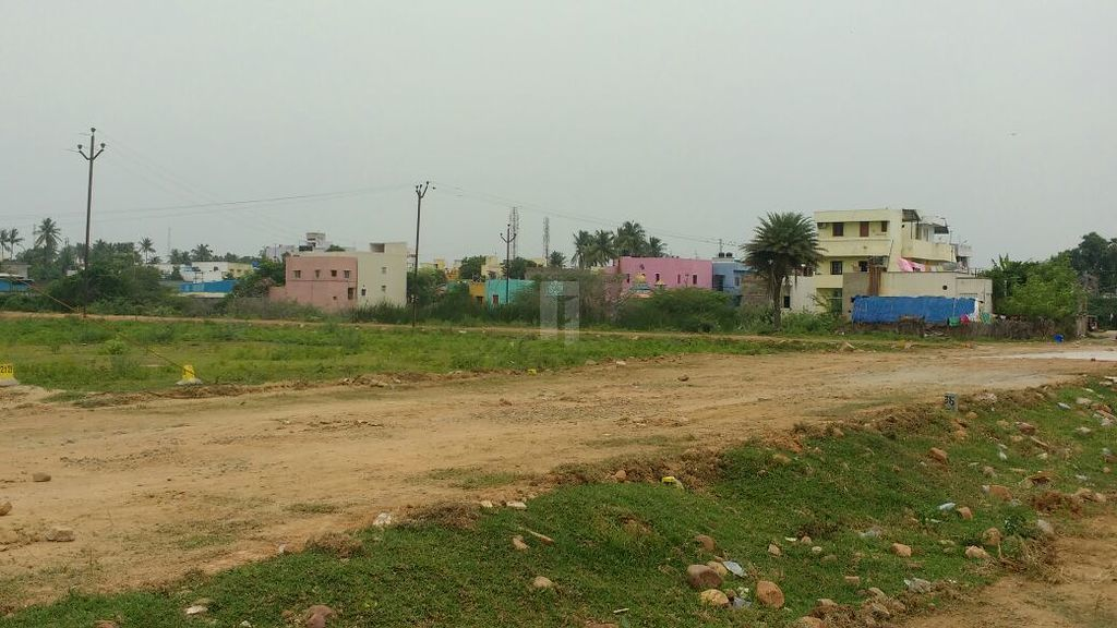 Madras SD Nagar Kundrathur - Elevation Photo